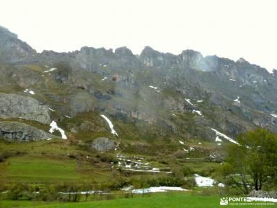 Parque Natural Somiedo;duquesa de osuna puente de la marmota oteruelo del valle